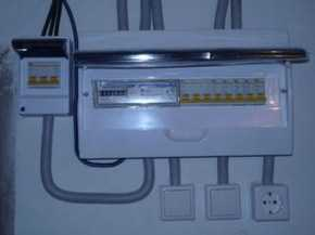 установка подключение электросчетчиков в СПБ Санкт-Петербурге