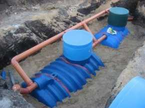 монтаж канализации в СПБ Питере