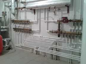замена водоснабжения в СПБ Питере